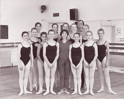 Jo Hyne Royal Ballet School